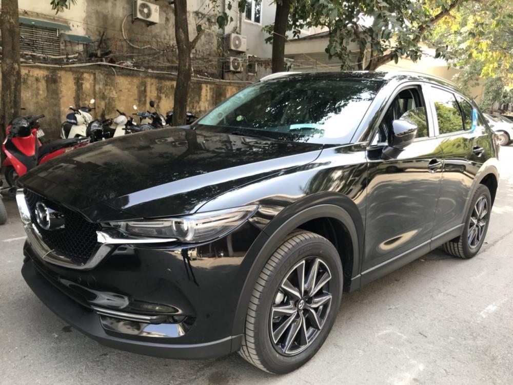 Bán Mazda Cx 5 Năm 2018 Màu đen Giá Cạnh Tranh
