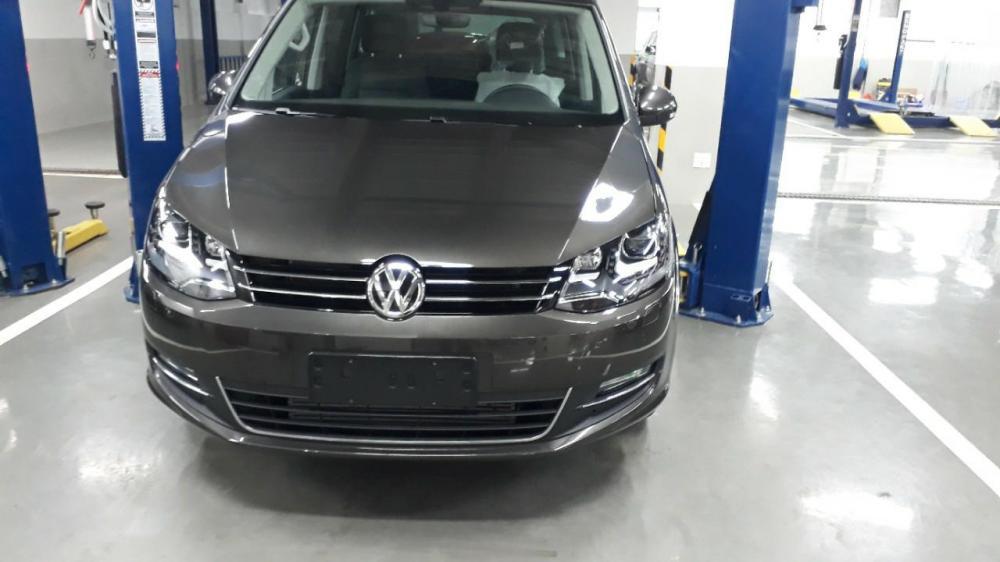 Volkswagen Sharan 2018 – Xe 7 chỗ thương hiệu Đức nhập khẩu – Hotline; 0909 717 983