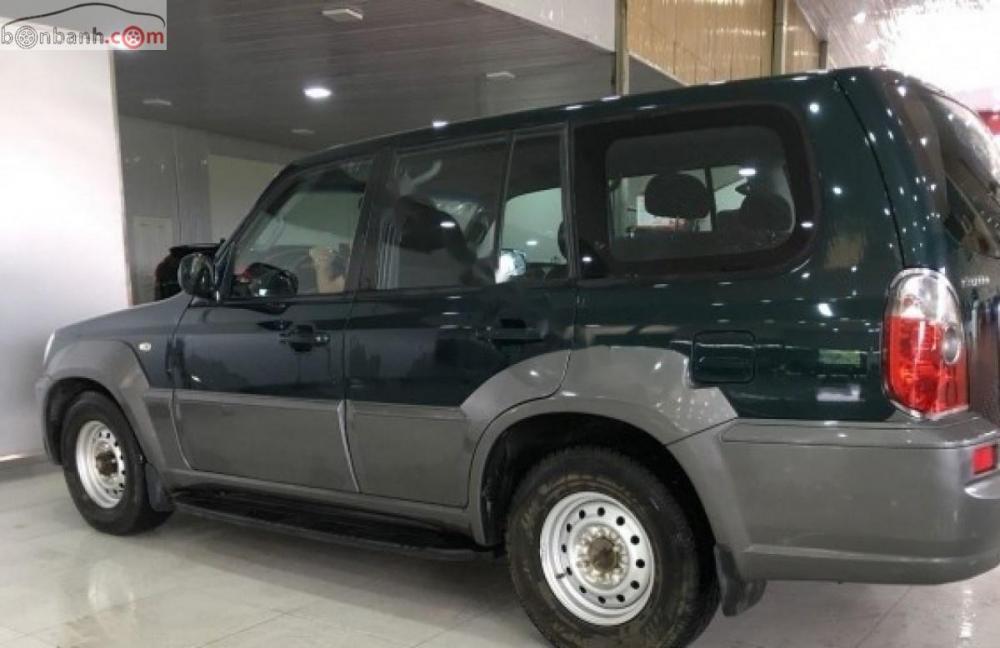 Bán xe Hyundai Terracan sản xuất 2005, nhập khẩu