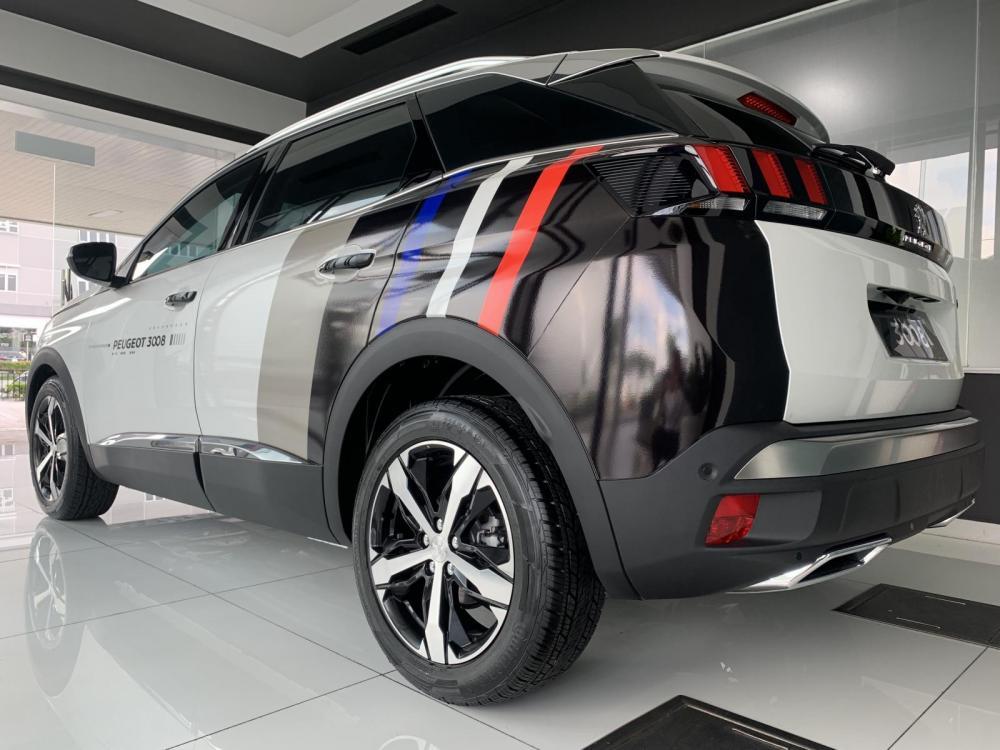 Sư tử Pháp – [Peugeot 3008 All new – SUV 5 chỗ - 1.6L Turbo] - 2019