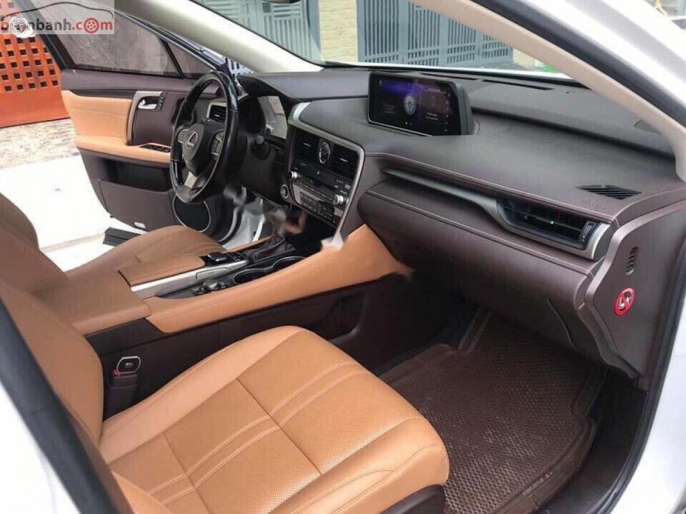 Bán xe Lexus RX 350 đời 2016, màu trắng, nhập khẩu