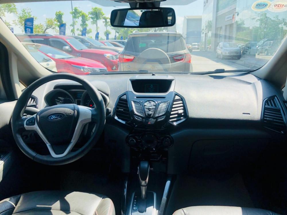 Ford EcoSport Titanium 2015, SUV thành phố giá tốt