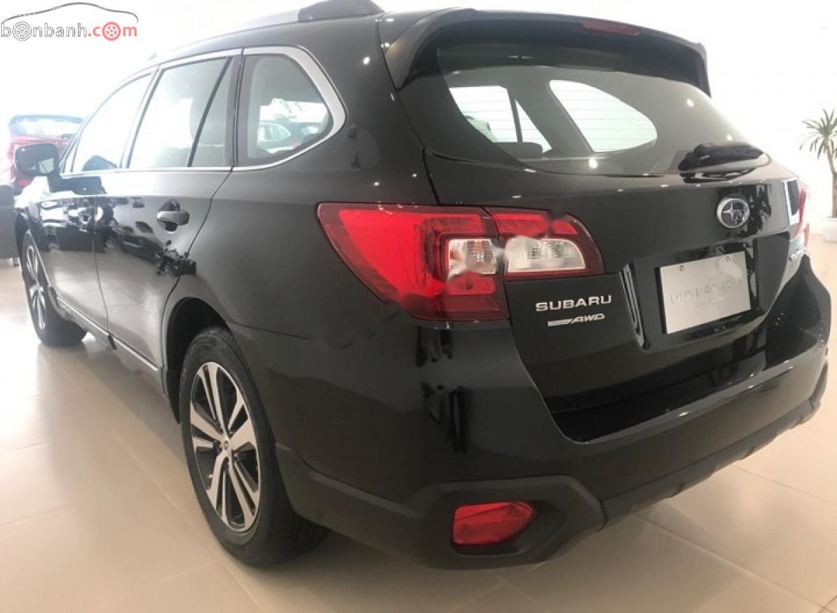 Bán ô tô Subaru Outback 2.5i-S sản xuất năm 2018, màu đen, nhập khẩu