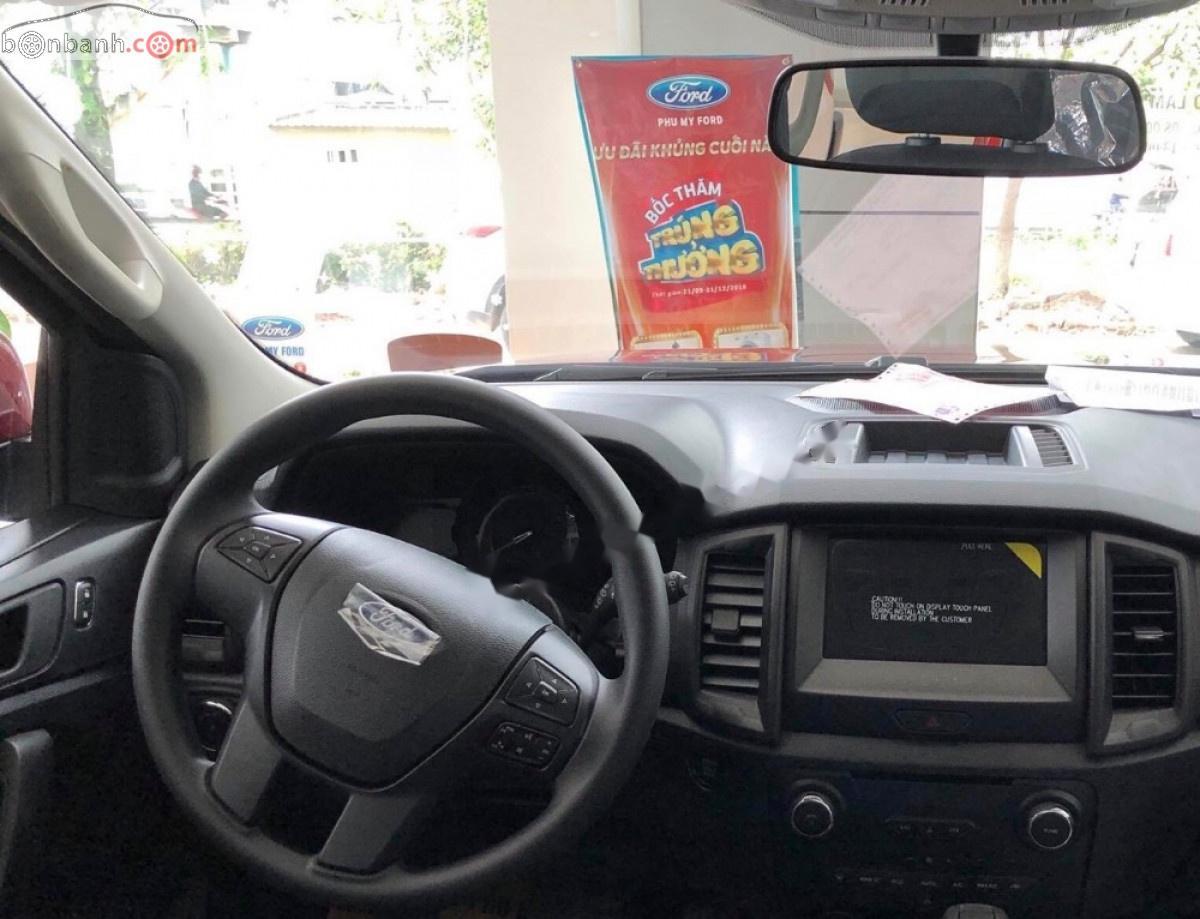 Cần bán Ford Everest Ambiente 2.0 4x2 MT 2019, màu đỏ, nhập khẩu