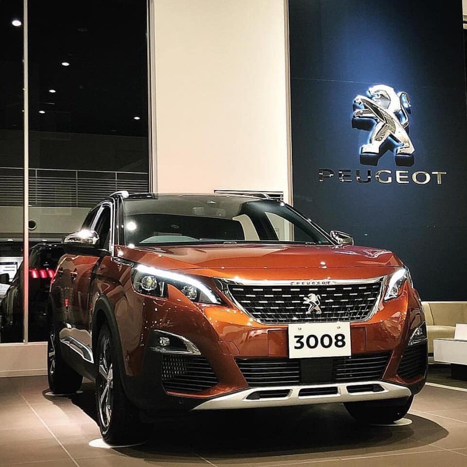 Peugeot 3008 All New giá tốt cùng nhiều ưu đãi hấp dẫn