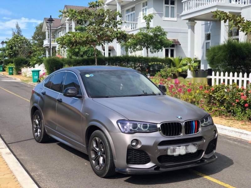 Cần bán xe BMW X4 28i Driver sản xuất năm 2015, nhập khẩu nguyên chiếc chính chủ