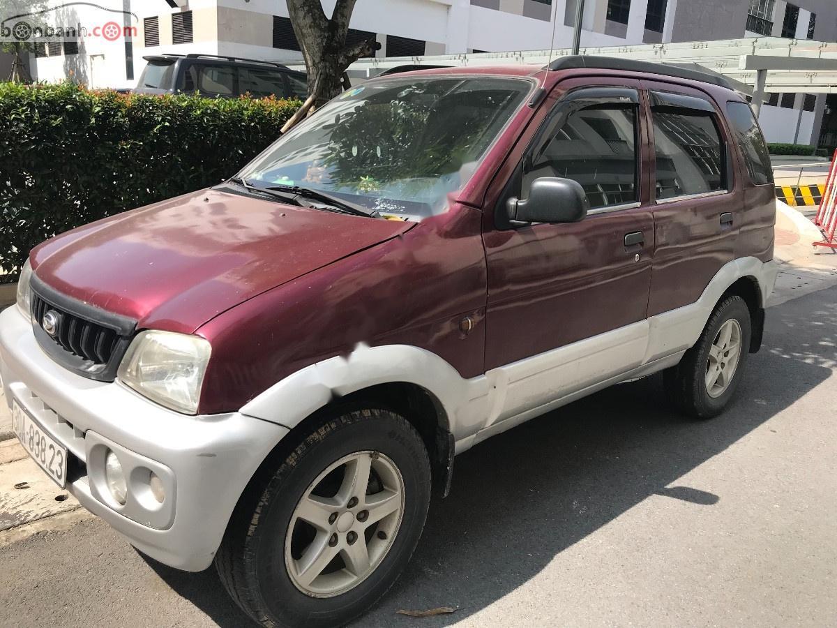 Cần bán xe Daihatsu Terios sản xuất năm 2003 số tự động
