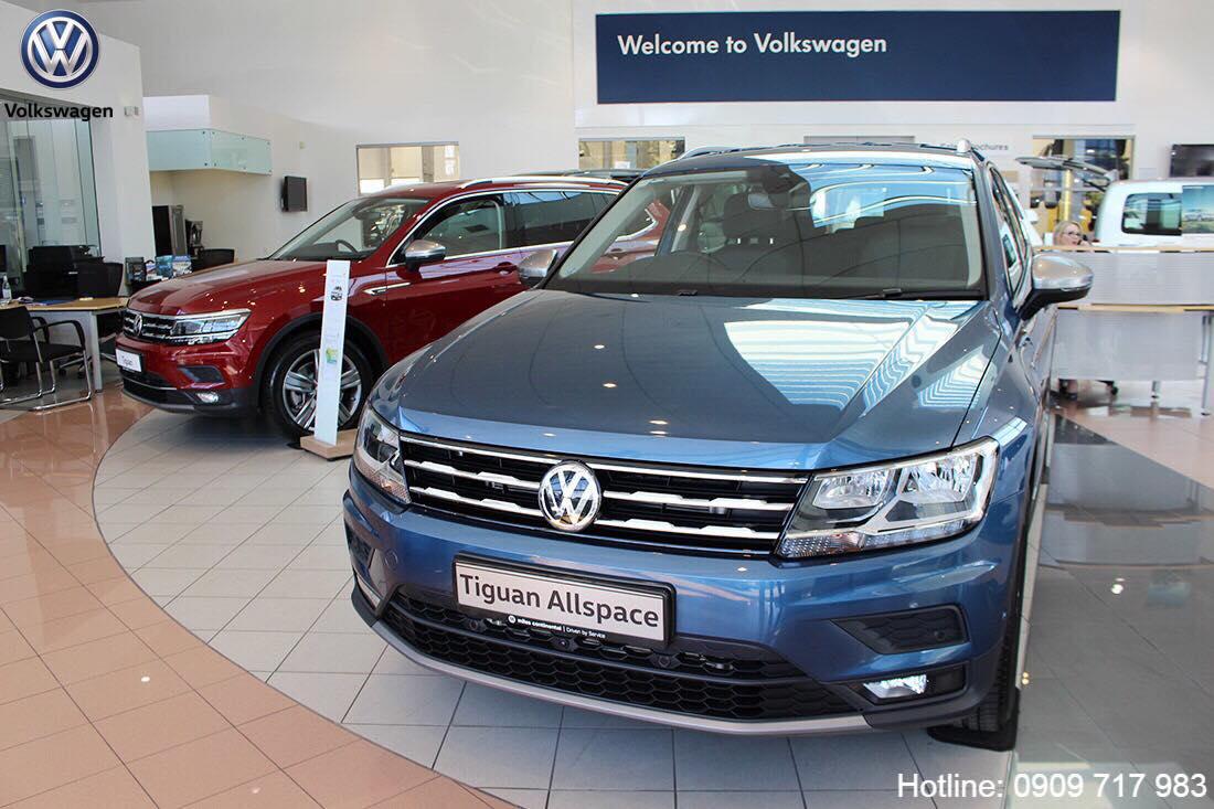 Giá xe volkswagen tiguan allspaces 2019 lăn bánh tại Việt Nam - Hotline: 0909 717 983