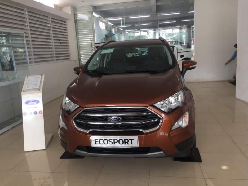 Bán Ford Ecosport 2019 đã lột xác hoàn toàn và phân phối 5 phiên bản phù hợp với mọi gia đình