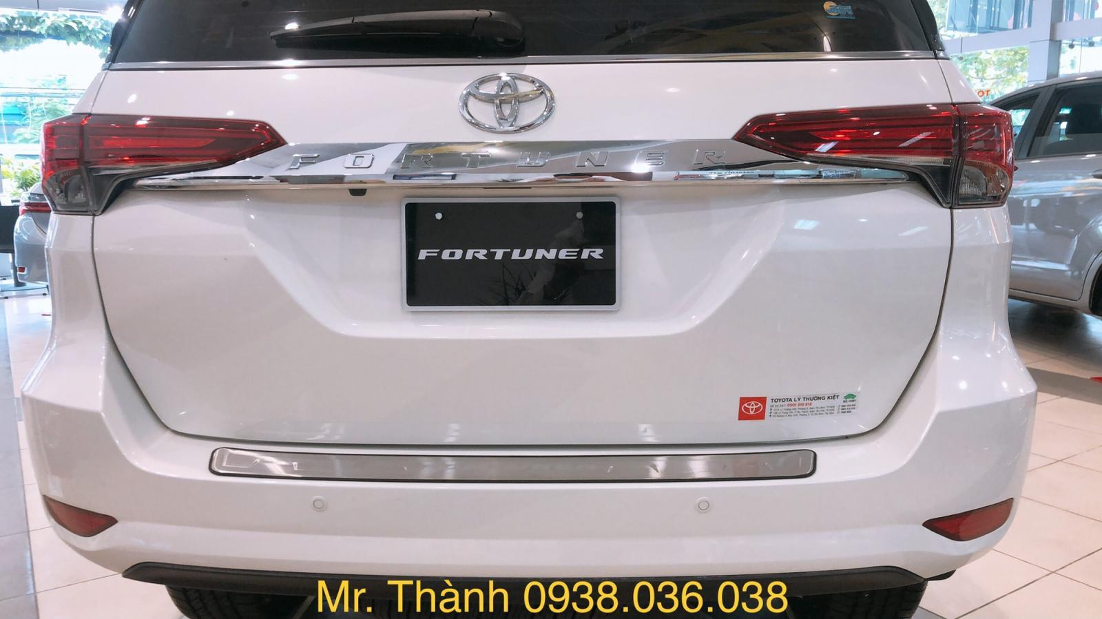 Toyota Lý Thường Kiệt bán Toyota Fortuner 2019 nhập khẩu, hỗ trợ trả góp 90% - Xe đủ màu giao ngay