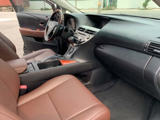 Cần bán Lexus RX350 đời 2009, màu đen, nhập khẩu nguyên chiếc