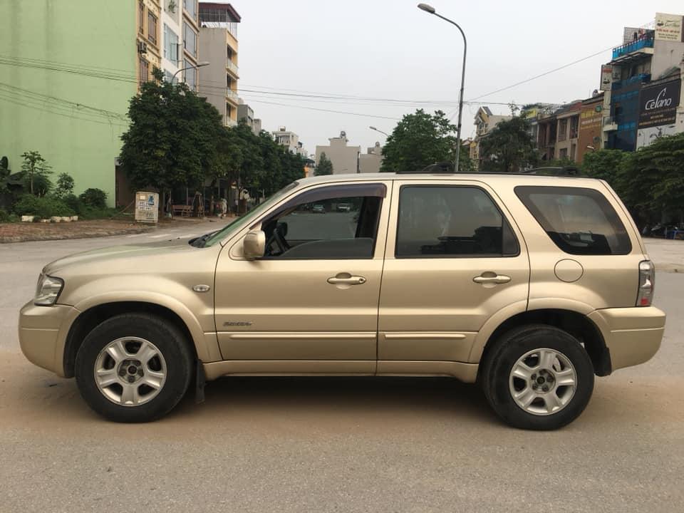 Bán Ford Escape 2006 màu vàng, tự động, xe chính chủ