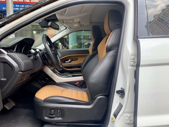 Bán ô tô LandRover Range Rover Evoque Dynamic đời 2015, màu trắng, nhập khẩu nguyên chiếc