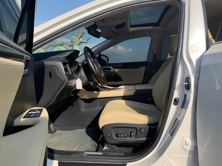 Xe Lexus RX350 đời 2016, màu trắng, nhập khẩu chính hãng