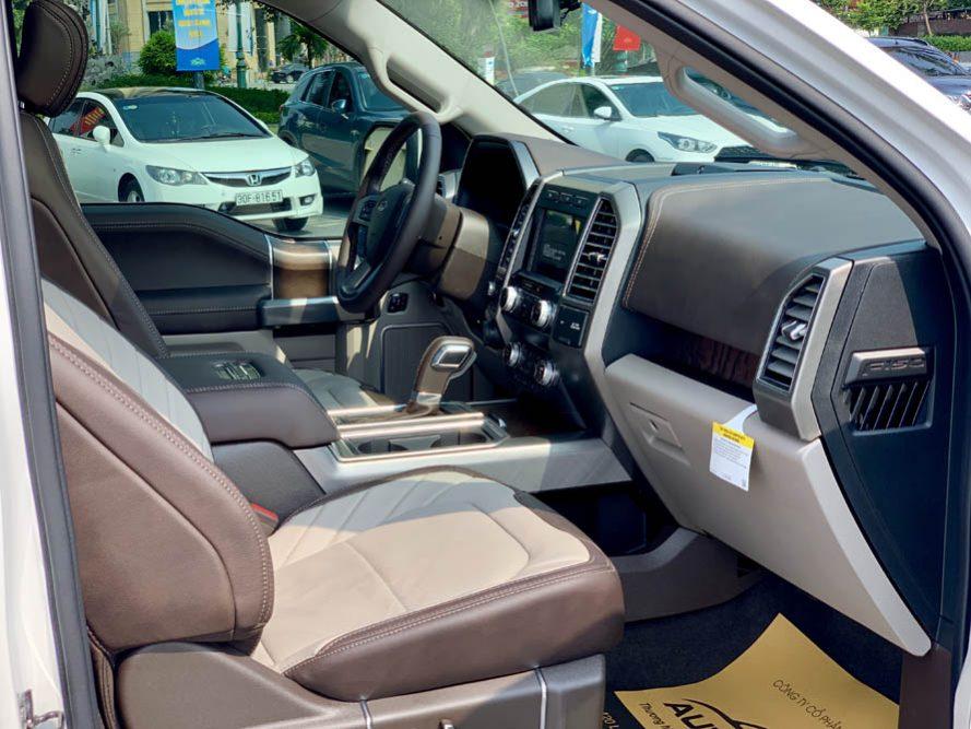 Cần bán Ford F 150 Limited 2019 đời 2019, màu trắng, nhập khẩu