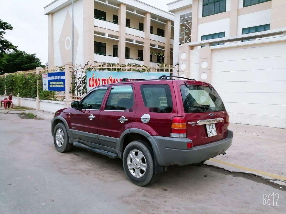 Bán Ford Escape năm 2003, màu đỏ