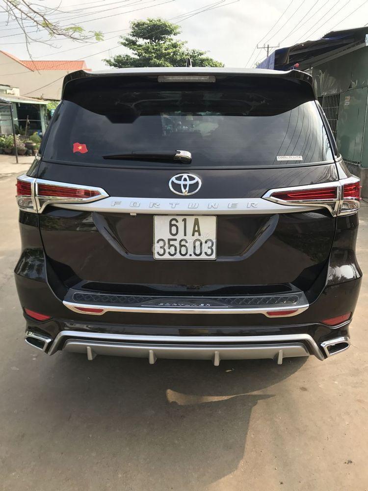 Bán ô tô Toyota Fortuner đời 2017, xe nhập