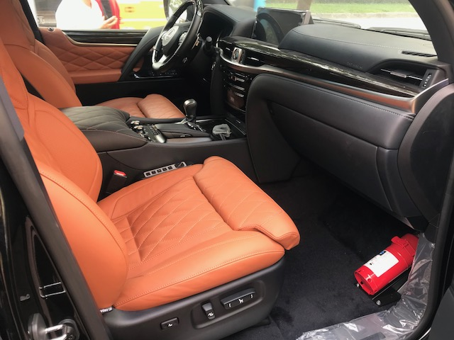 Bán Lexus LX570 Sutobiography BMS 2021