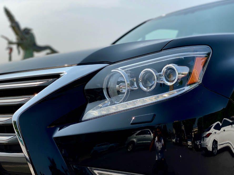 Bán Lexus GX460 2015, màu đen, nhập khẩu nguyên chiếc