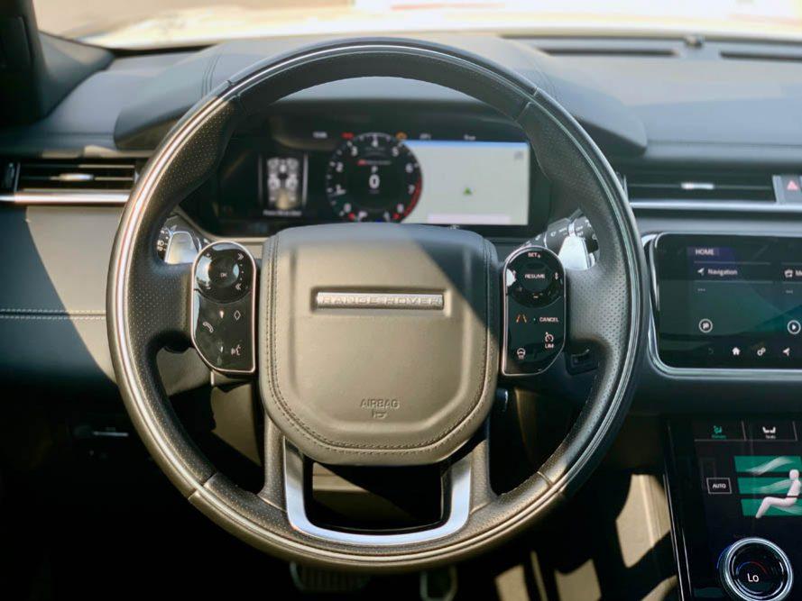 Bán LandRover Range Rover Velar P250 R-Dynamic HSE đời 2017, màu trắng, nhập khẩu