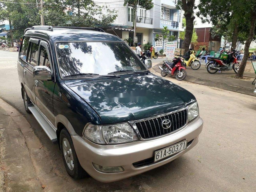 Bán xe Toyota Zace đời 2004, nhập khẩu chính chủ, giá 220tr