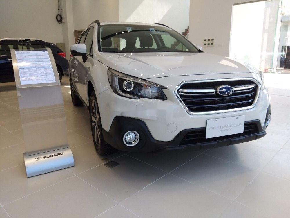 Bán Subaru Forester  2.0i-S Eyesight đời 2019, nhập khẩu nguyên chiếc, nhiều ưu đãi