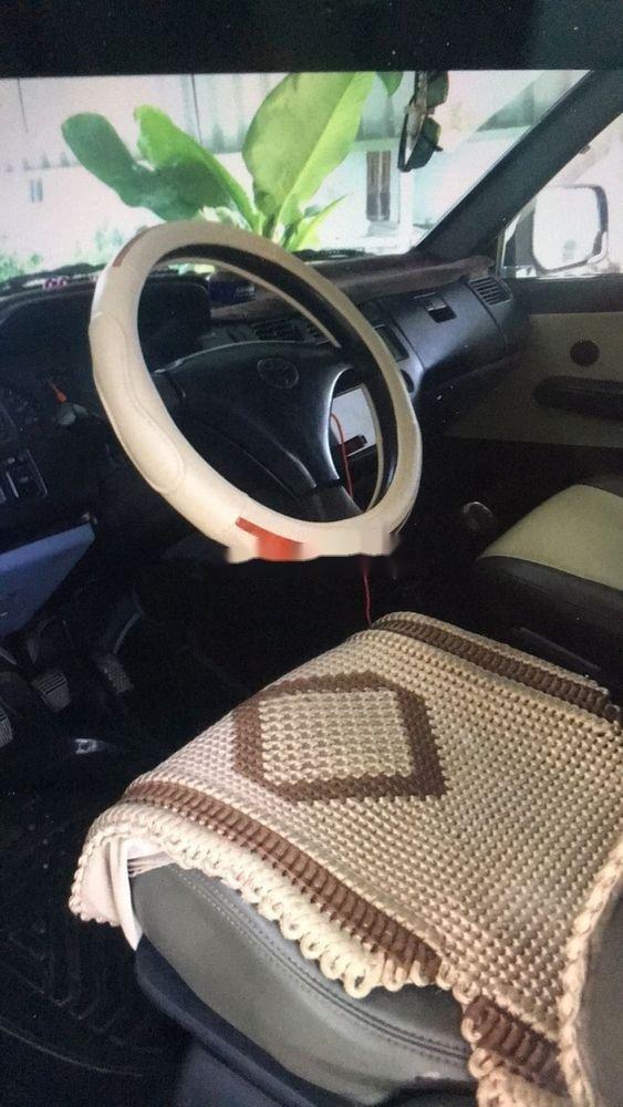 Cần bán lại xe Toyota Zace đời 2002, giá cạnh tranh