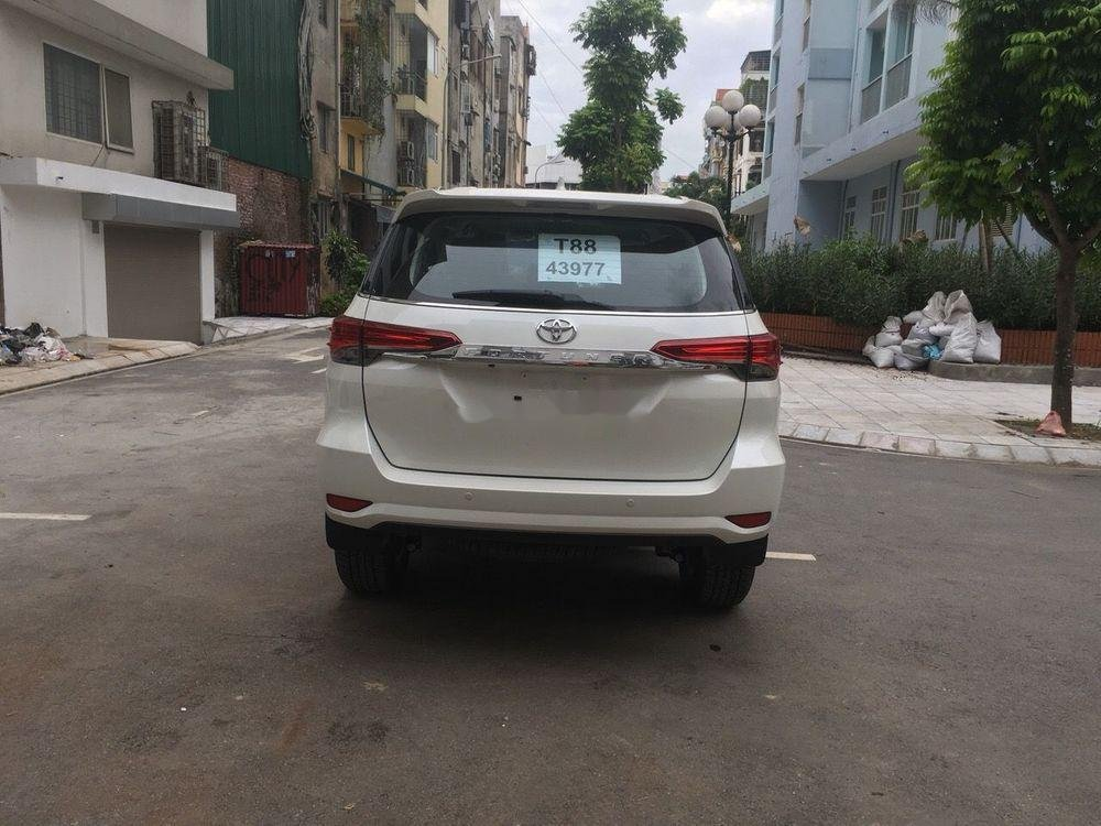 Bán Toyota Fortuner 2019, hỗ trợ tốt