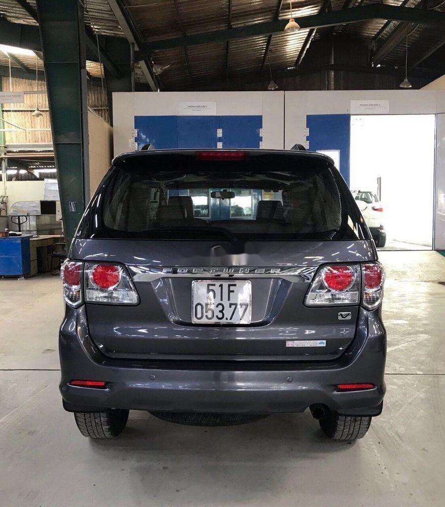 Bán xe Toyota Fortuner 2.7V AT4x2 sản xuất năm 2015, giá 749tr