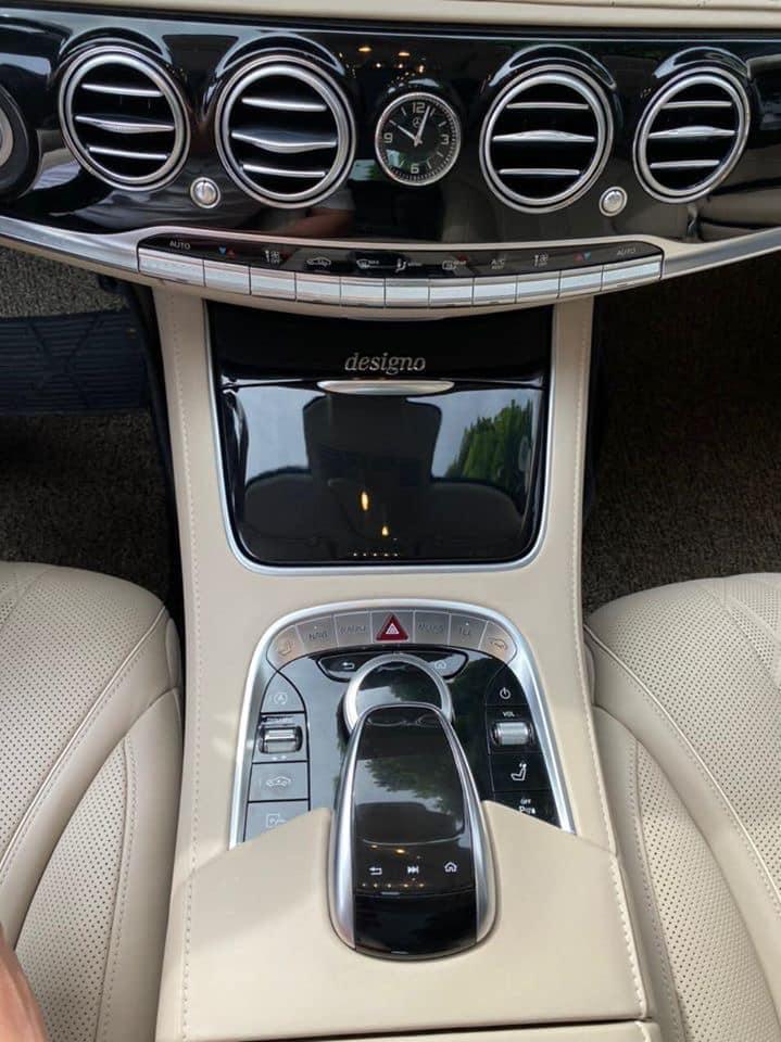 Cần bán Mercedes S450 Luxury 2019, màu đen, nhập khẩu nguyên chiếc