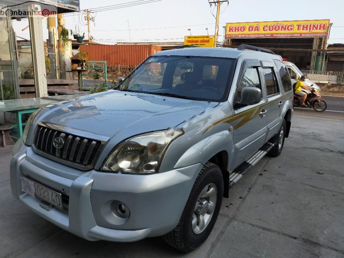 Bán xe Mekong Pronto đời 2007, màu xám chính chủ, 138 triệu