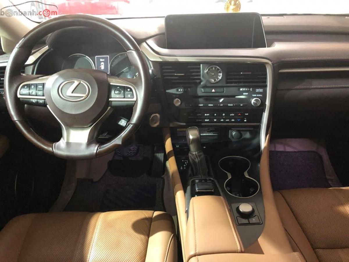 Bán Lexus RX 350 sản xuất 2015, màu trắng, nhập khẩu nguyên chiếc