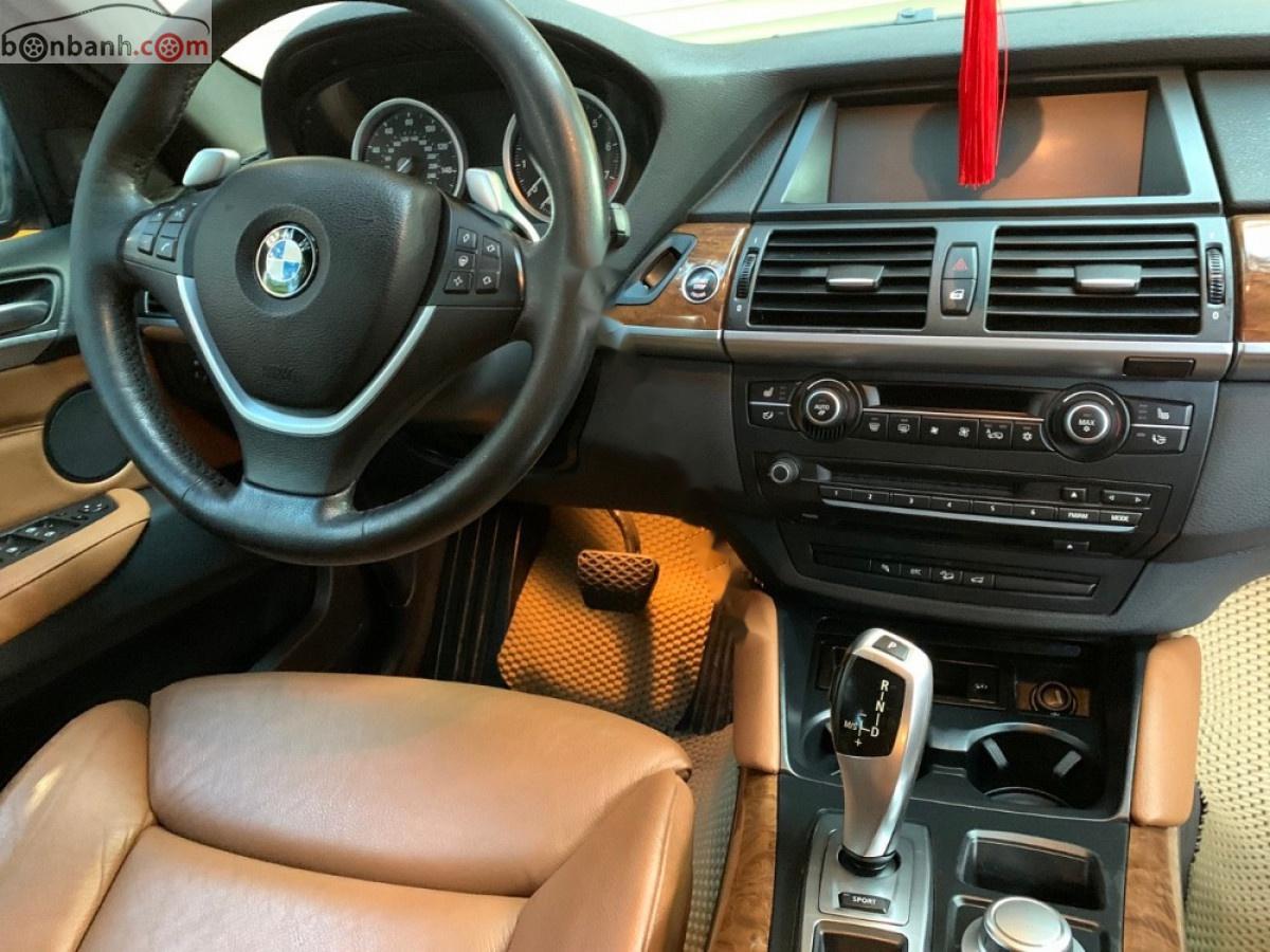 Bán BMW X6 sản xuất 2008, xe nhập chính chủ