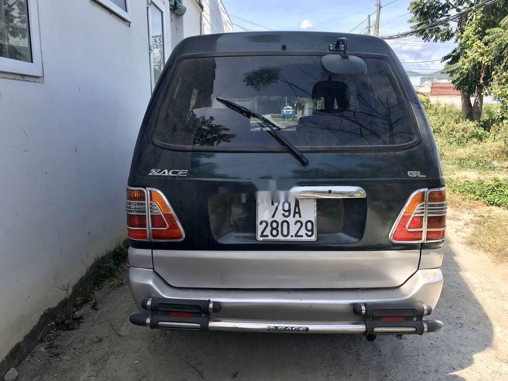 Bán ô tô Toyota Zace 2002, màu đen, nhập khẩu như mới