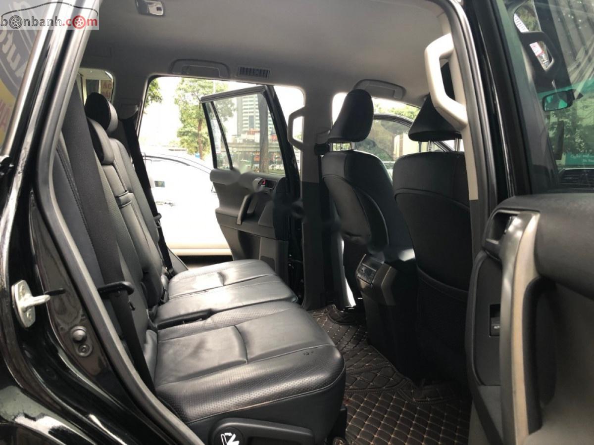 Cần bán Toyota Prado TXL 2.7L sản xuất năm 2013, màu đen, nhập khẩu Nhật Bản