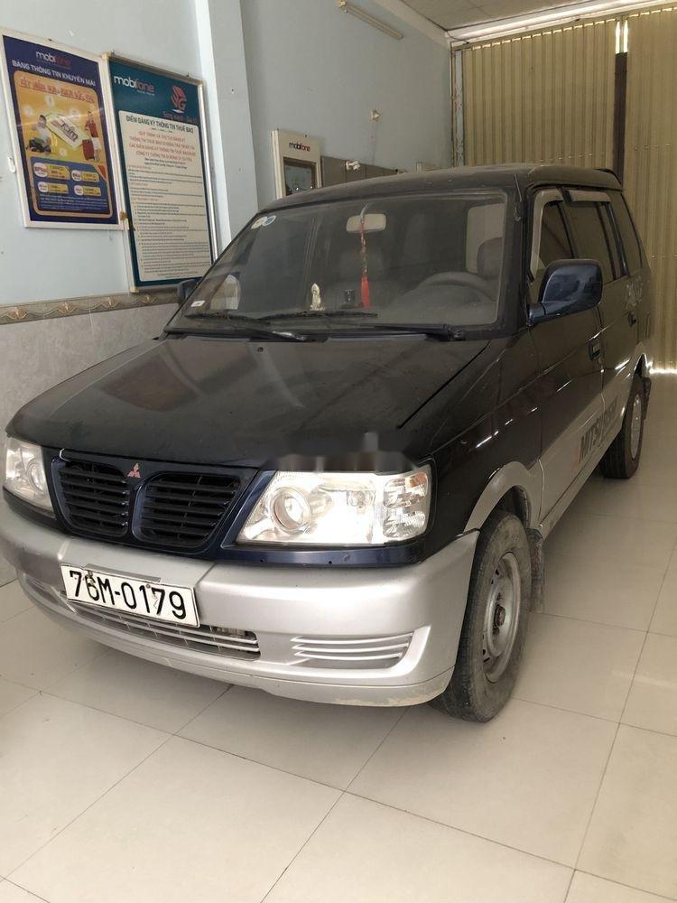 Cần bán xe Mitsubishi Jolie đời 2002, xe nhập
