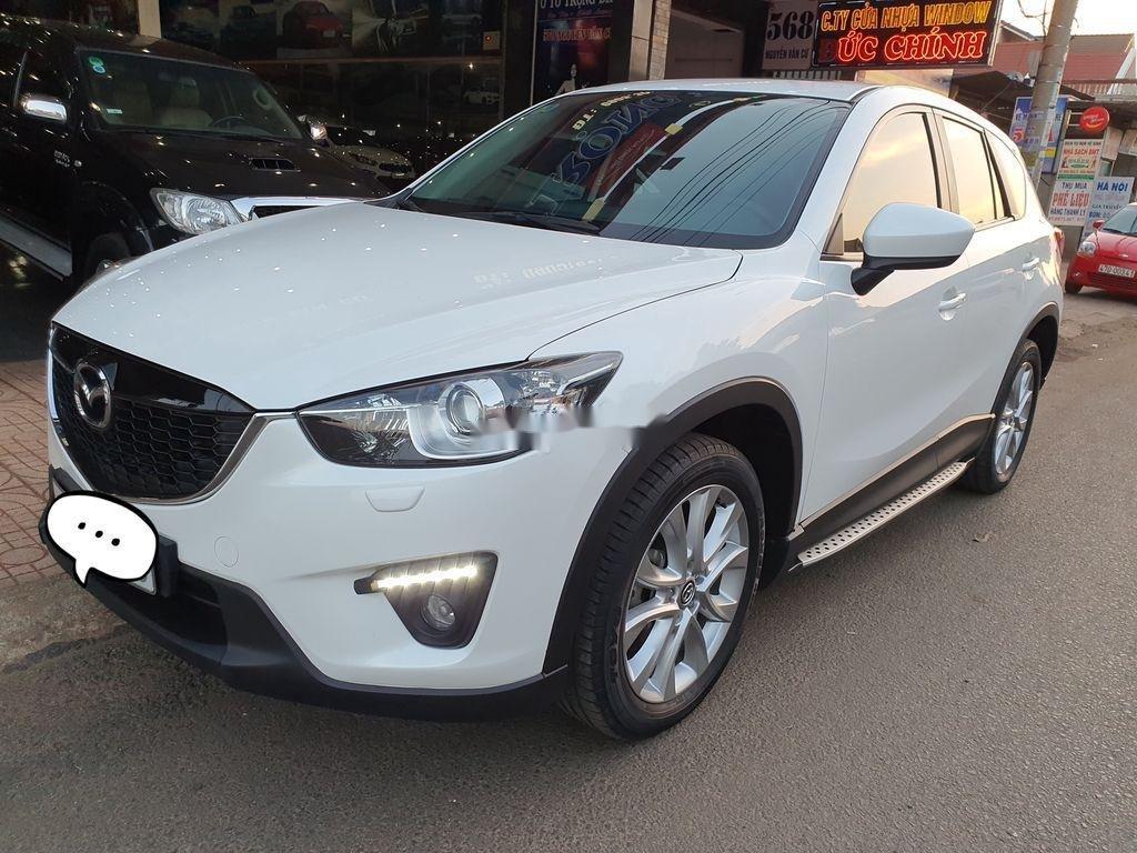 Cần bán lại xe Mazda CX 5 đời 2015, màu trắng, 680 triệu