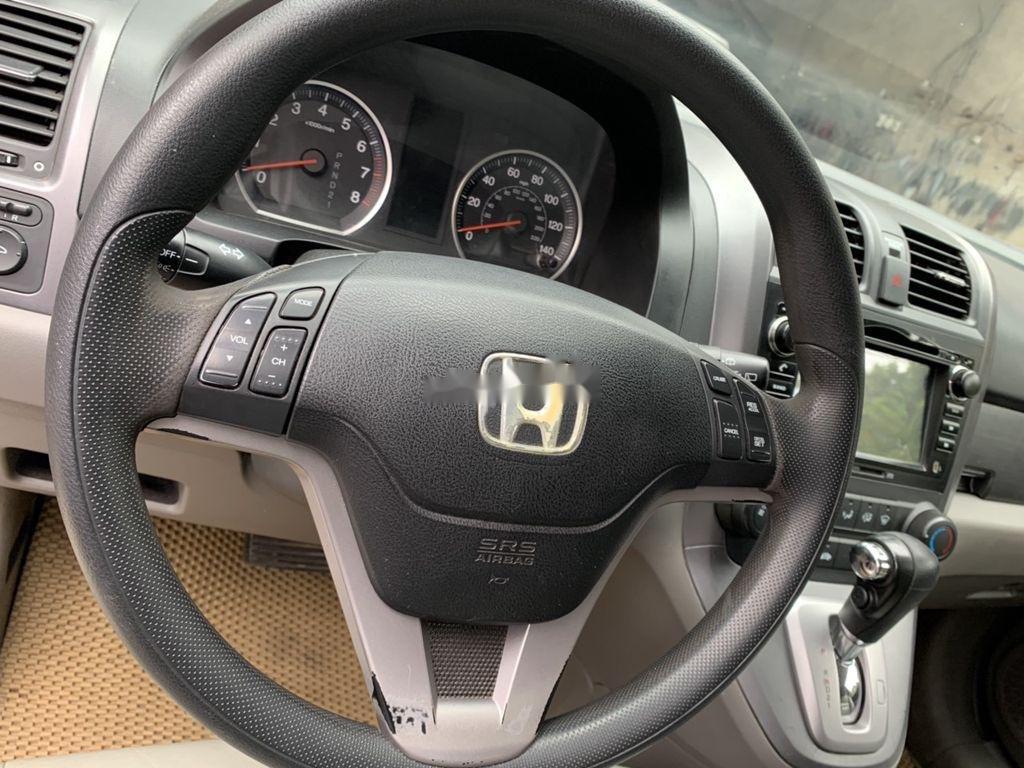 Cần bán lại xe Honda CR V AT sản xuất năm 2007, màu đỏ, xe nhập số tự động