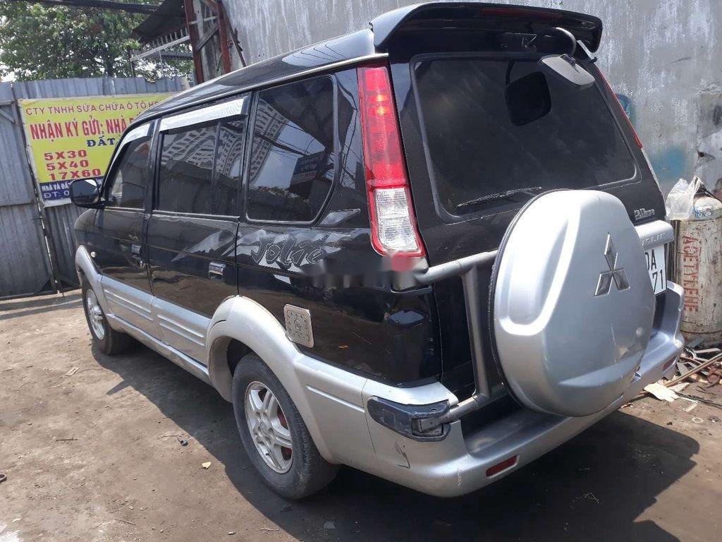 Bán Mitsubishi Jolie đời 2005, màu đen, xe nhập, giá chỉ 138 triệu
