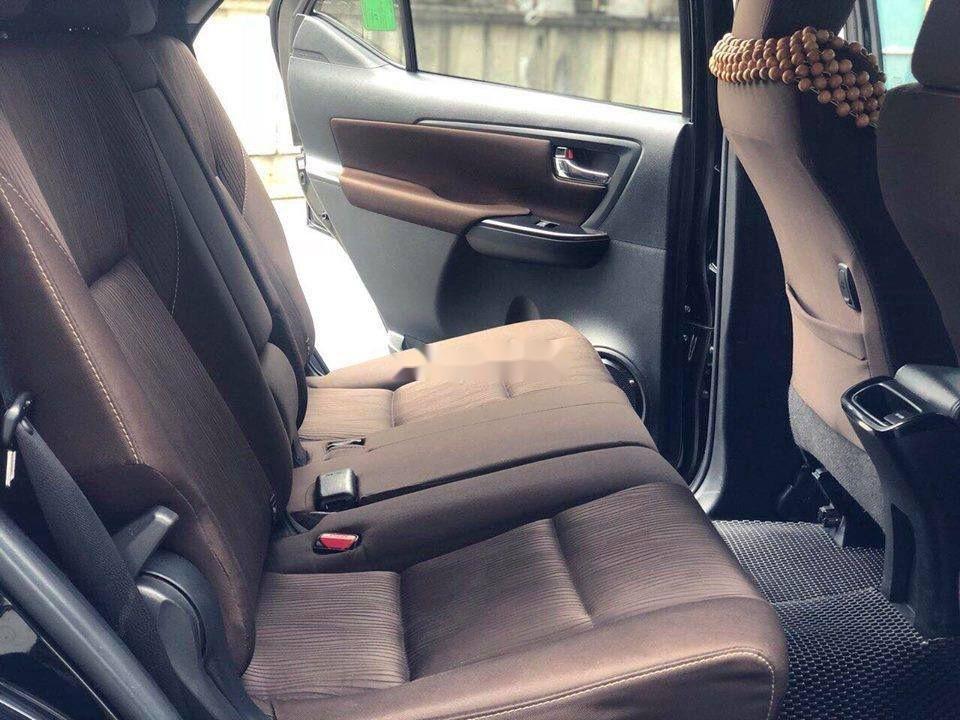 Cần bán xe Toyota Fortuner MT năm 2017, màu đen, nhập khẩu nguyên chiếc số sàn, giá 808tr