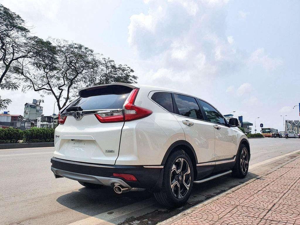 Bán ô tô Honda CR V L sản xuất năm 2019, màu trắng