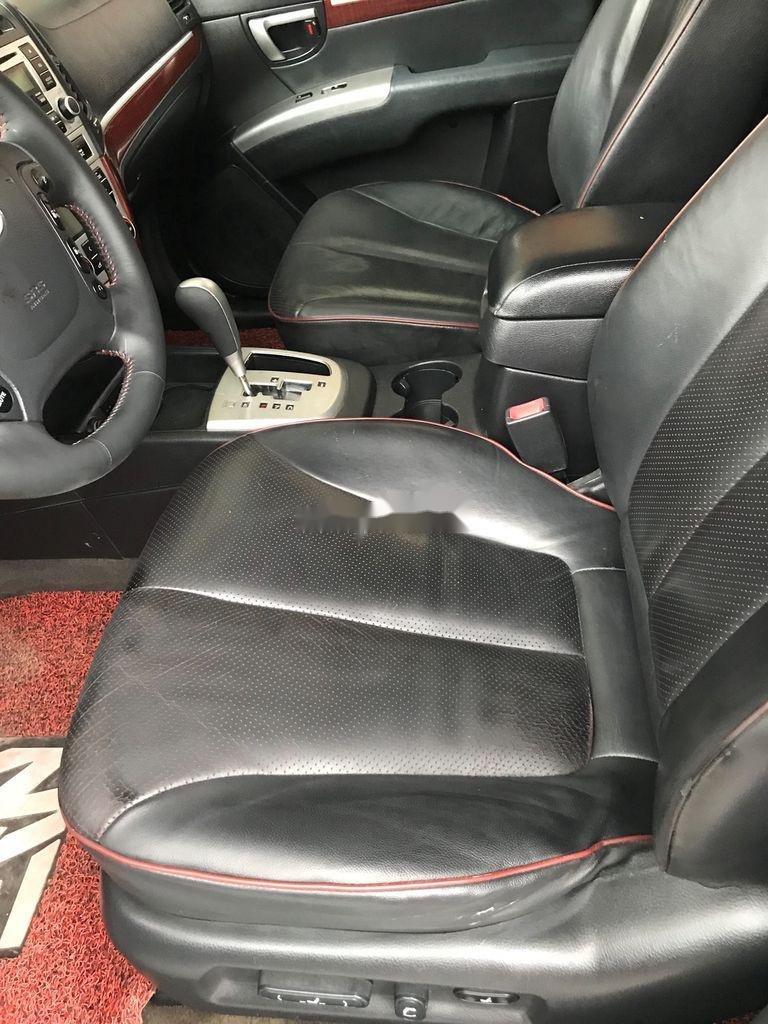 Bán xe Hyundai Santa Fe sản xuất năm 2007, màu xám, nhập khẩu nguyên chiếc