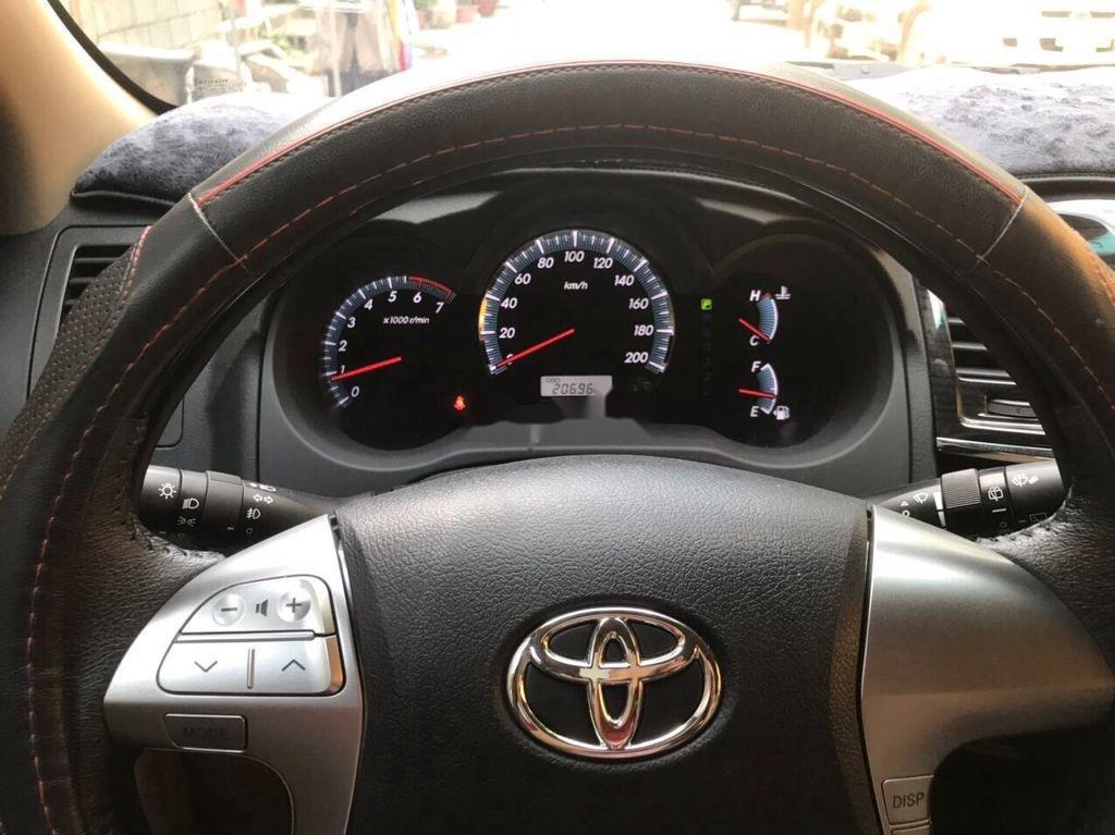 Bán Toyota Fortuner đời 2016, giá cạnh tranh