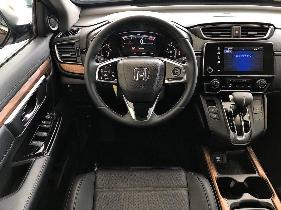 Khuyến mãi tiền mặt, phụ kiện trị giá 150 triệu khi mua chiếc Honda CRV 1.5G, nhập khẩu nguyên chiếc