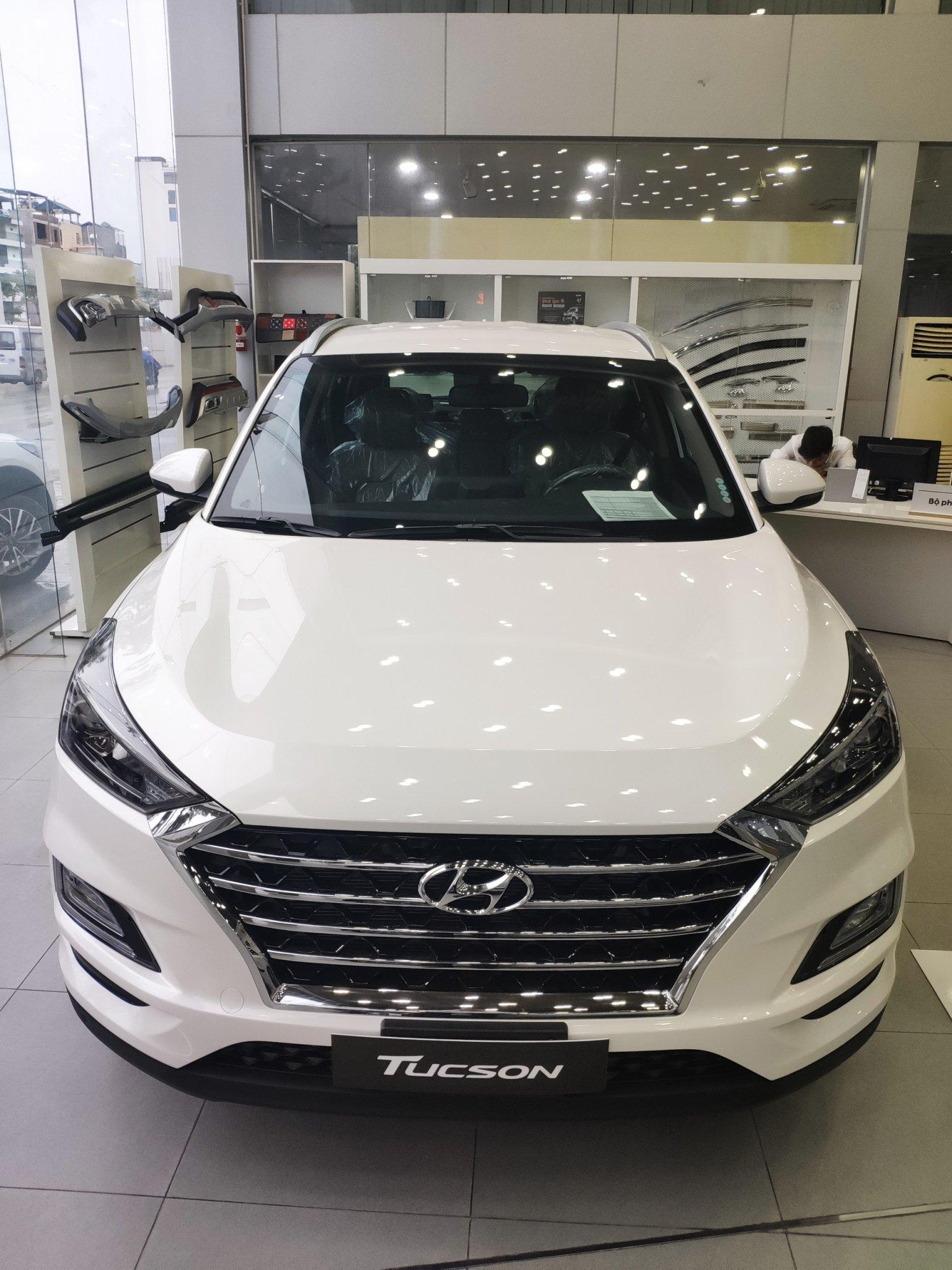 Hyundai Tucson 2020 - Giảm nóng 50 triệu - Cam kết giá tốt nhất hệ thống