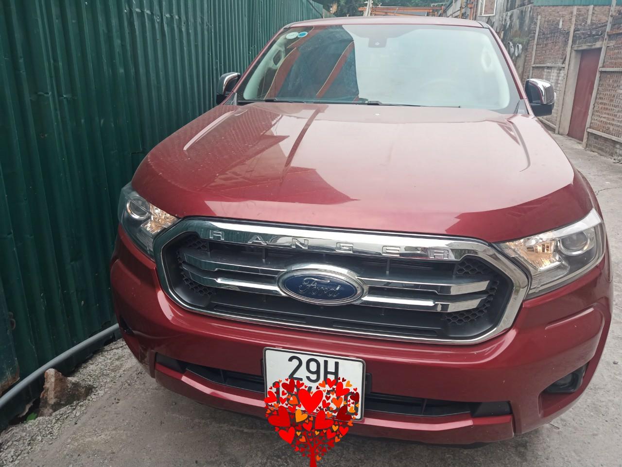 Nhập khẩu - Đường gập ghềnh - Ford Ranger 2019