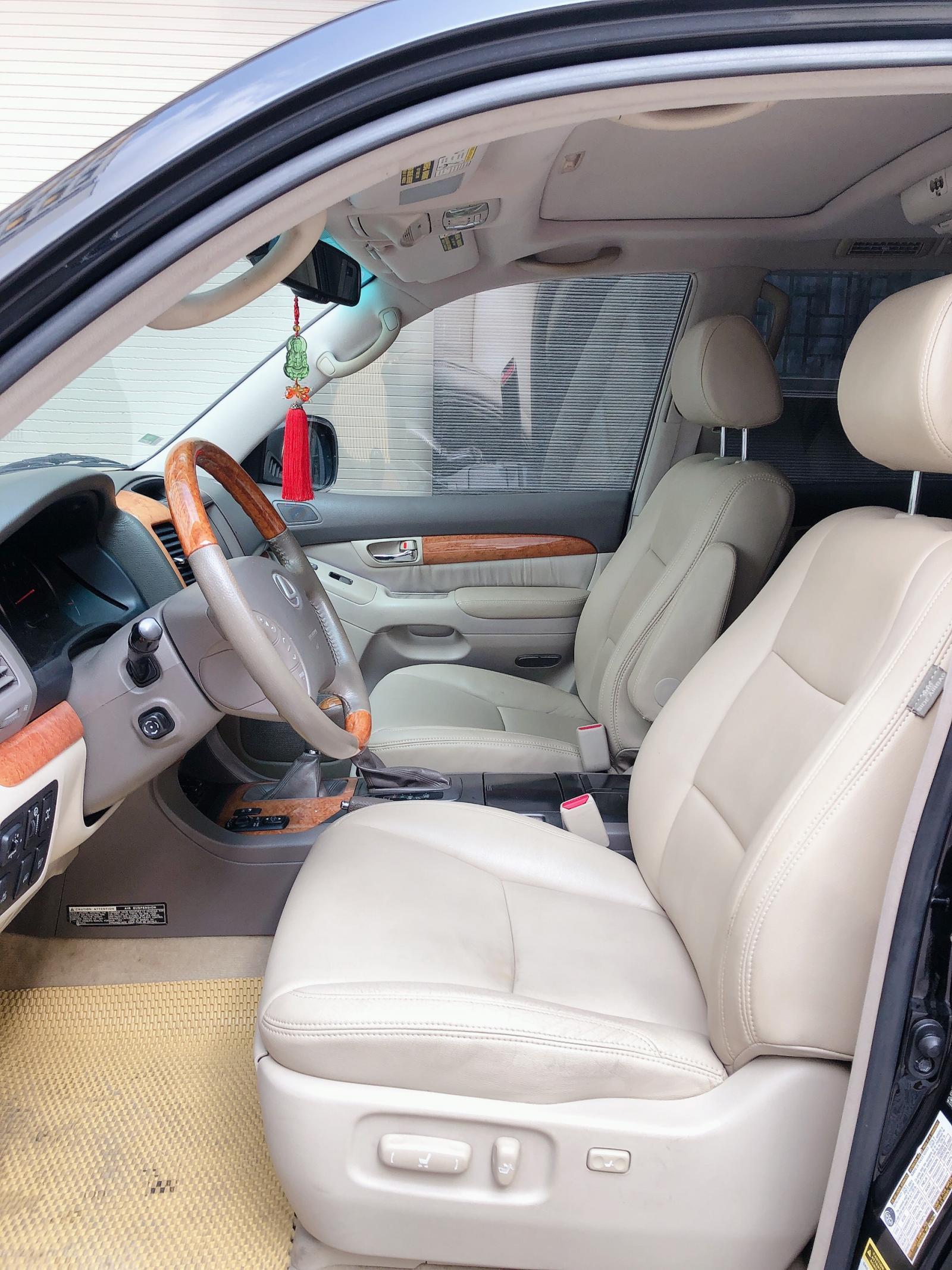 Bán Lexus GX 470 Mode 2008 zin nhất VN, capo zin, cửa zin, cốp zin