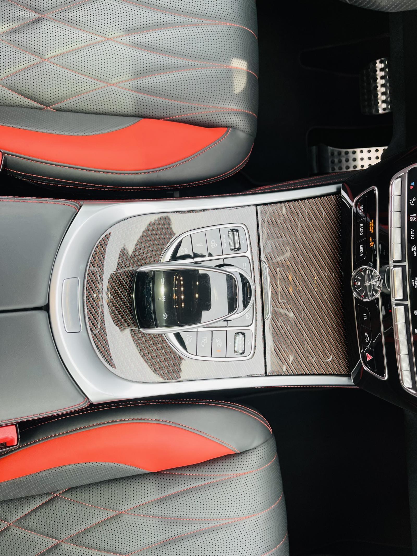 Cần bán lại xe Mercedes G63 Edition 1 đời 2019, màu đen, nhập khẩu
