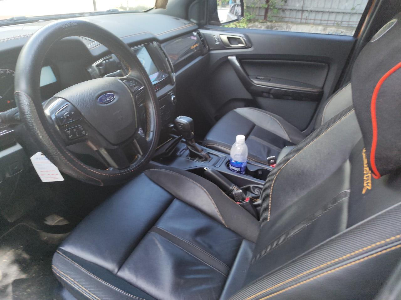 Ford Wildtrak màu cam 2019 - 770 trđ