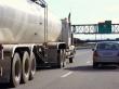 Kinh nghiệm lái xe đi cạnh container đảm bảo an toàn
